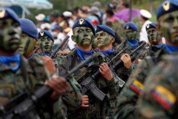 El Gobierno de ese país activó el contingente para reforzar la seguridad en la zona