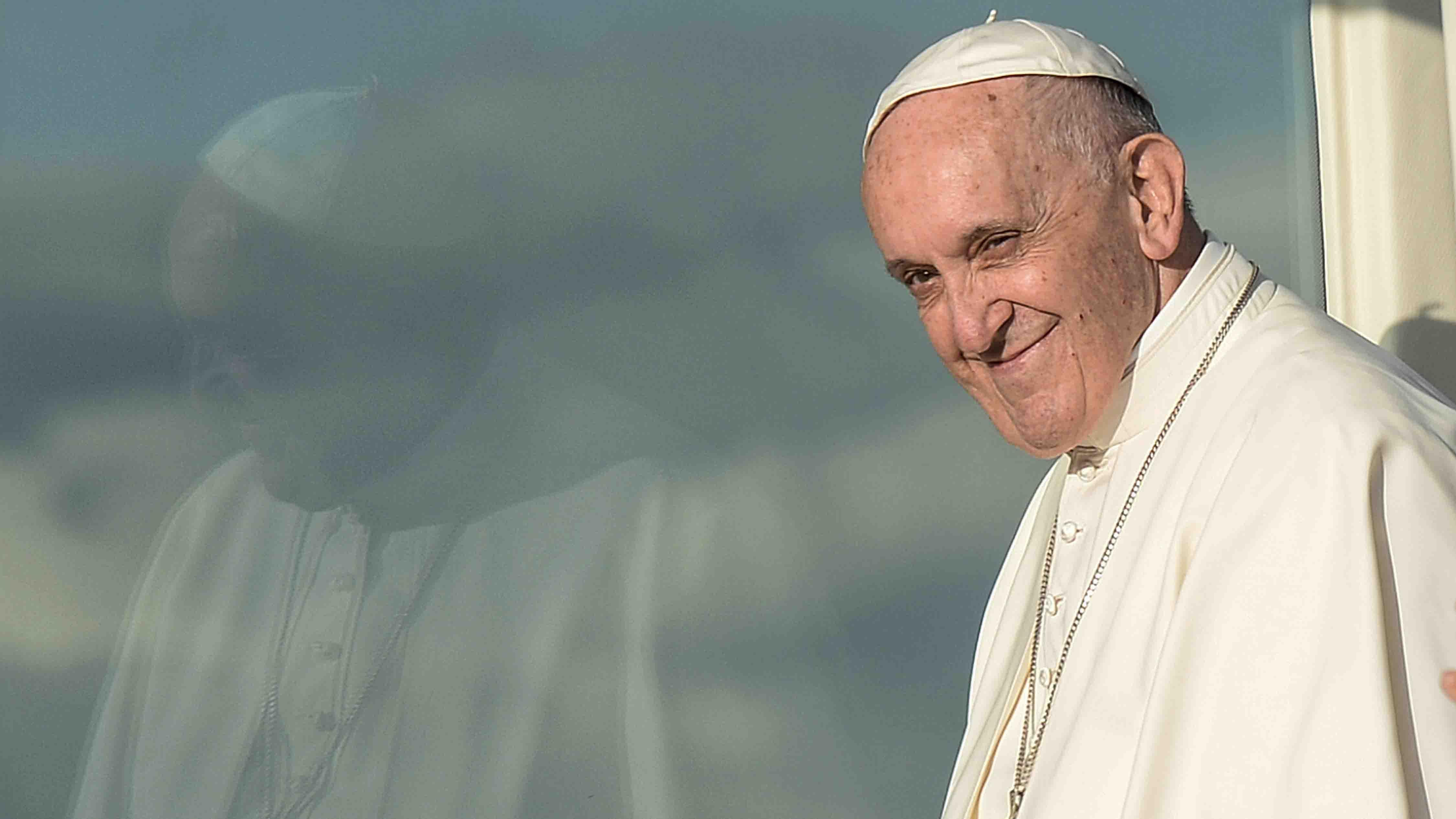 El sumo pontífice mencionó a la comunidad venezolana en Italia que acudió a San Pedro con una imagen de la Señora de Chiquinquirá