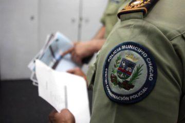 Ministerio de Interior intervino la Policía de Chacao