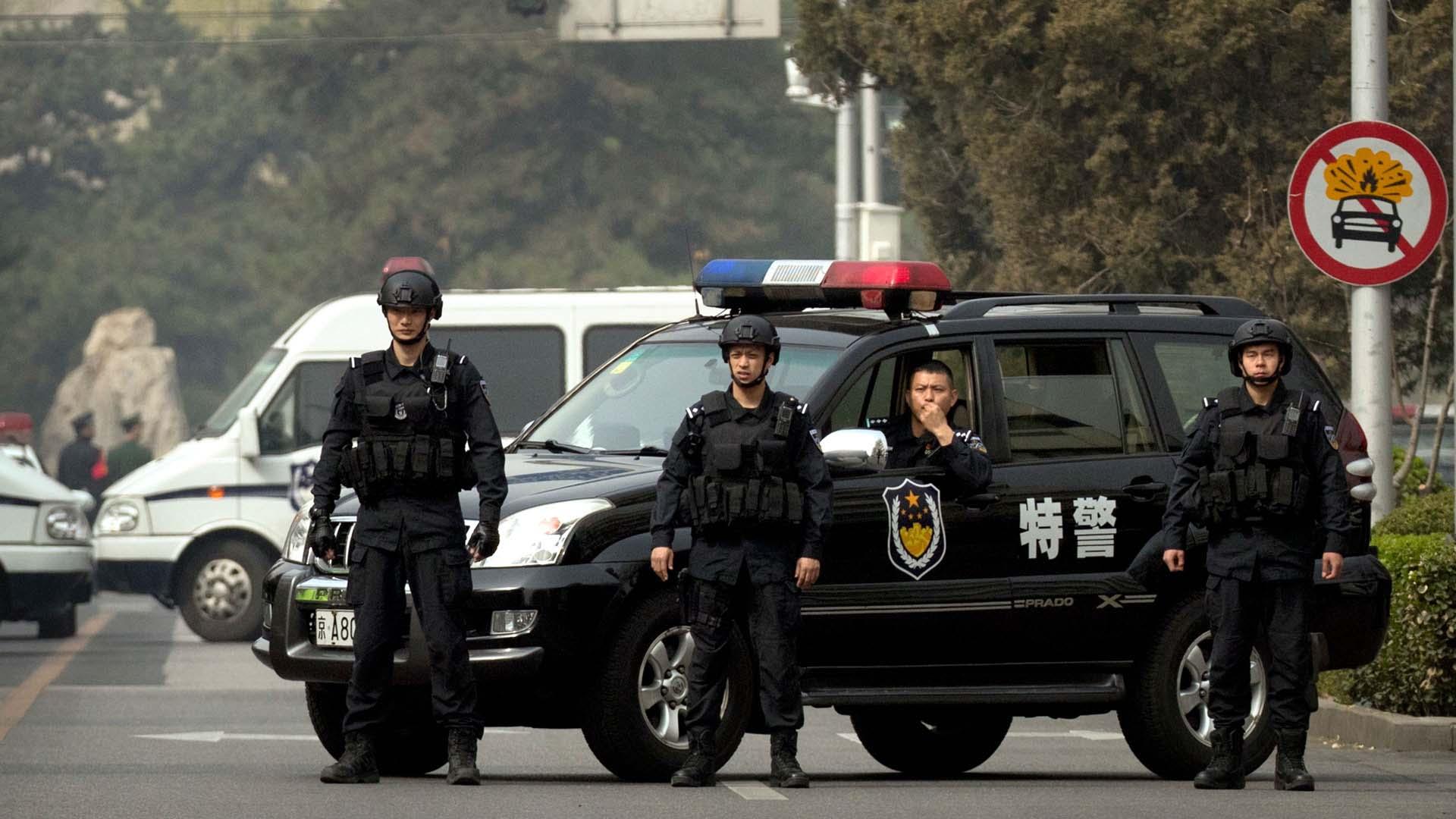 Las autoridades aún desconocer el motivo que llevó a la fémina a perpetrar el ataque