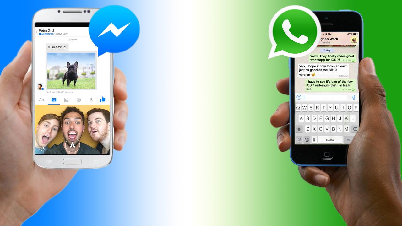 Cómo poner burbujas en WhatsApp al estilo de Facebook