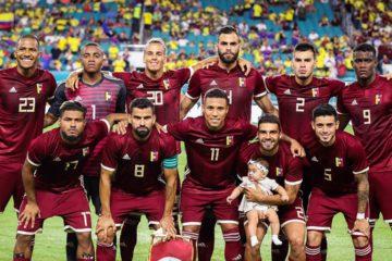 La Federación Venezolana de Fútbol anunció el acuerdo con la marca italiana que confecciona uniformes deportivos