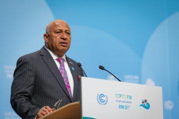 El exgolpista Frank Bainarama, revalida su mandato en las elecciones de Fiyi