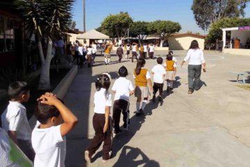 Funcionaron del organismo de prevención visitaron un total de 28 instituciones educativas