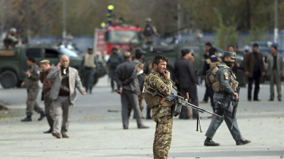 Ataque aéreo en Afganistán dejó 30 civiles fallecidos