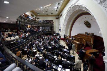 AN declara inconstitucional nuevo mandato del presidente Nicolás Maduro
