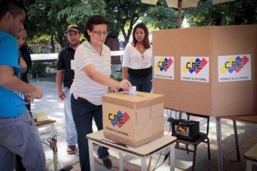 CNE: Simulacro electoral se desarrolló con normalidad en el país