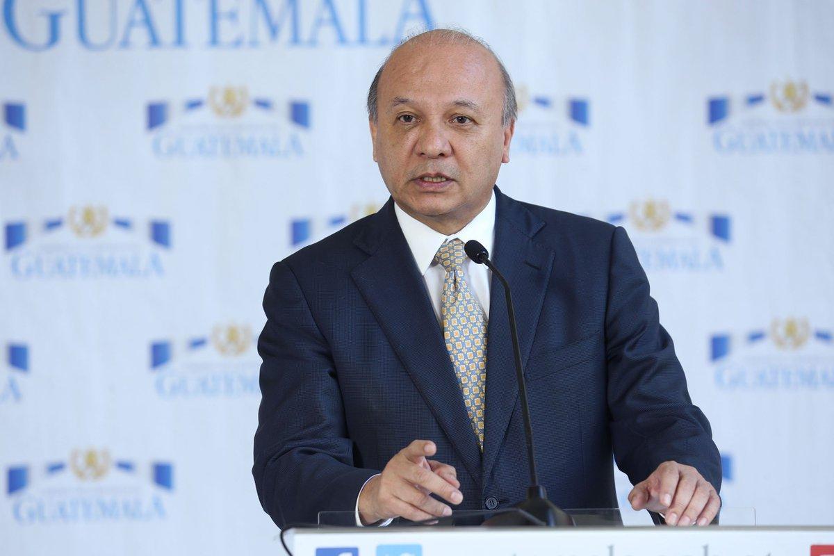 Ministro de Cultura en Guatemala renuncia por aspiraciones políticas en el 2019
