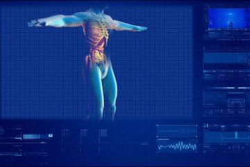 Diseñan el primer escáner tridimensional que estudia todo el cuerpo humano