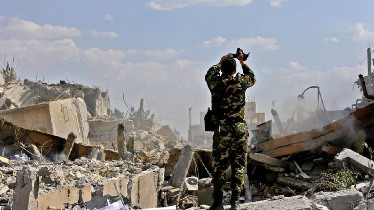El Observatorio Sirio para los Derechos Humanos informó que la mayoría de las víctimas era civiles