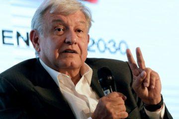 El presidente electo de México expresó que está comprometido a respetar los derechos humanos
