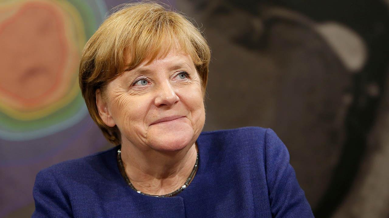 La canciller alemana argumentó que sería una forma de evitar una guerra en el continente