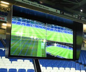 LosOficiales de la Liga y de Partidos Profesionales decidieron que el videoarbitrajesea incorporado en el campeonato