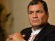 Supuestamente la Comisaría General para los Refugiados y Apátridas estaría estudiando el caso del expresidente ecuatoriano