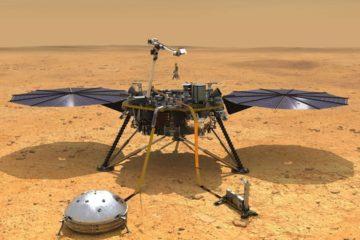 La sonda logró un aterrizaje exitoso pese a las complicaciones en cuanto a la reducción de la velocidad al momento de tocar el planeta rojo