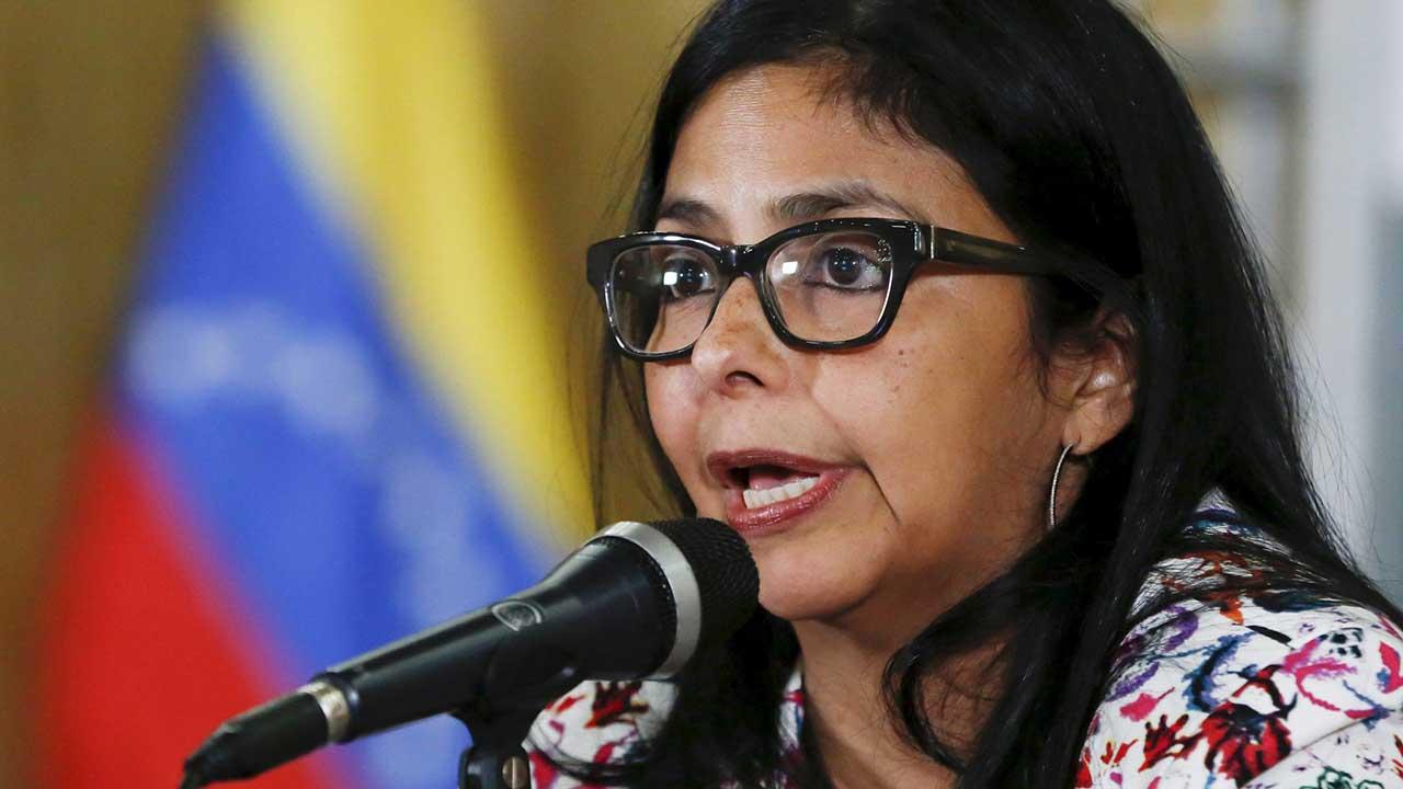 Delcy Rodríguez informó que este mes se realizó la cancelación correspondiente a los trabajadores de la administración pública