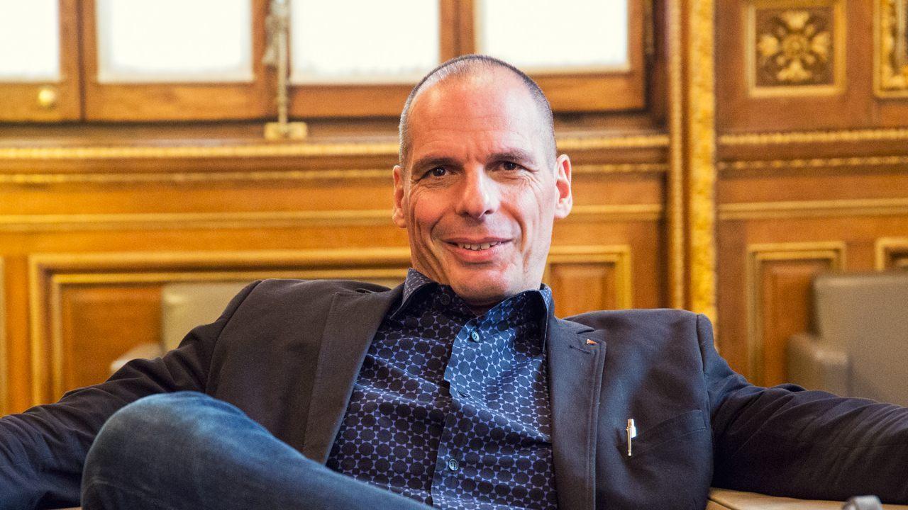 El Exministro de Finanzas griego obtuvo la candidatura del Movimiento Democracia en Europa