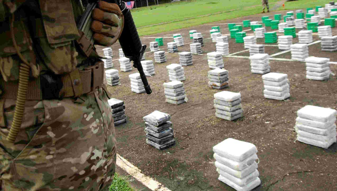 Incautan más de 3,2 toneladas de cocaína en el estado Zulia