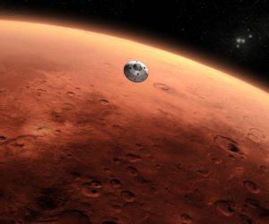 La NASA buscará señales de vida en un antiguo lago de Marte