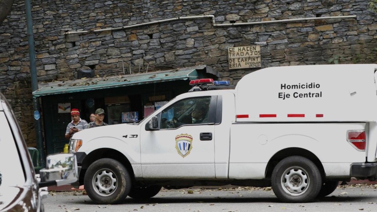 Abatido presunto homicida del G/B Henry Herrera en el 23 de Enero