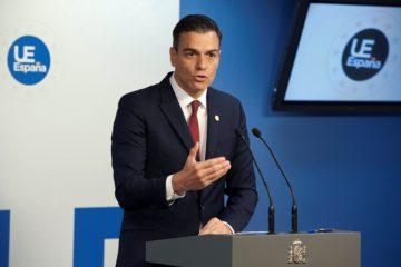 Pedro Sánchez inicia su visita oficial a Cuba