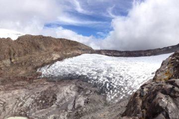 Glaciar de Santa Isabel en Colombia podría desaparecer en diez años