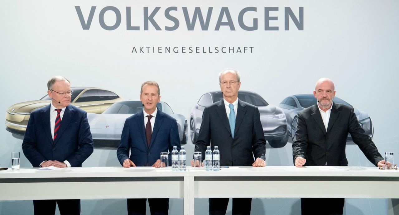 Volkswagen invertirá 44.000 millones de euros en vehículos eléctricos y la digitalización