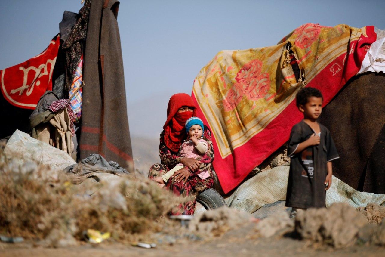 Una ONG estima que hasta 85.000 niños han podido morir de hambre en Yemen