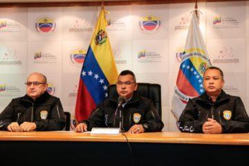 Néstor Reverol anunció que iniciará intervención de Polisur en Zulia