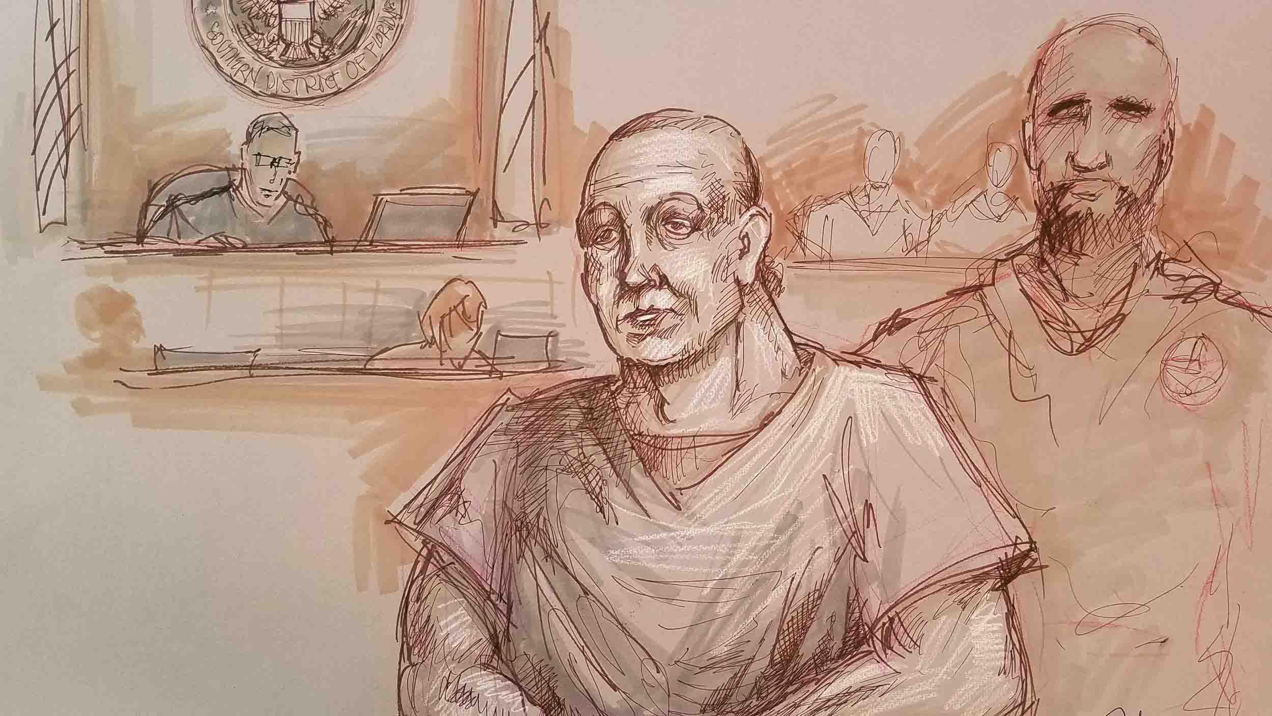 El presunto responsable del envío de bombas a críticos de Trump y medios de comunicación fue extraditado para enfrentar las acusaciones