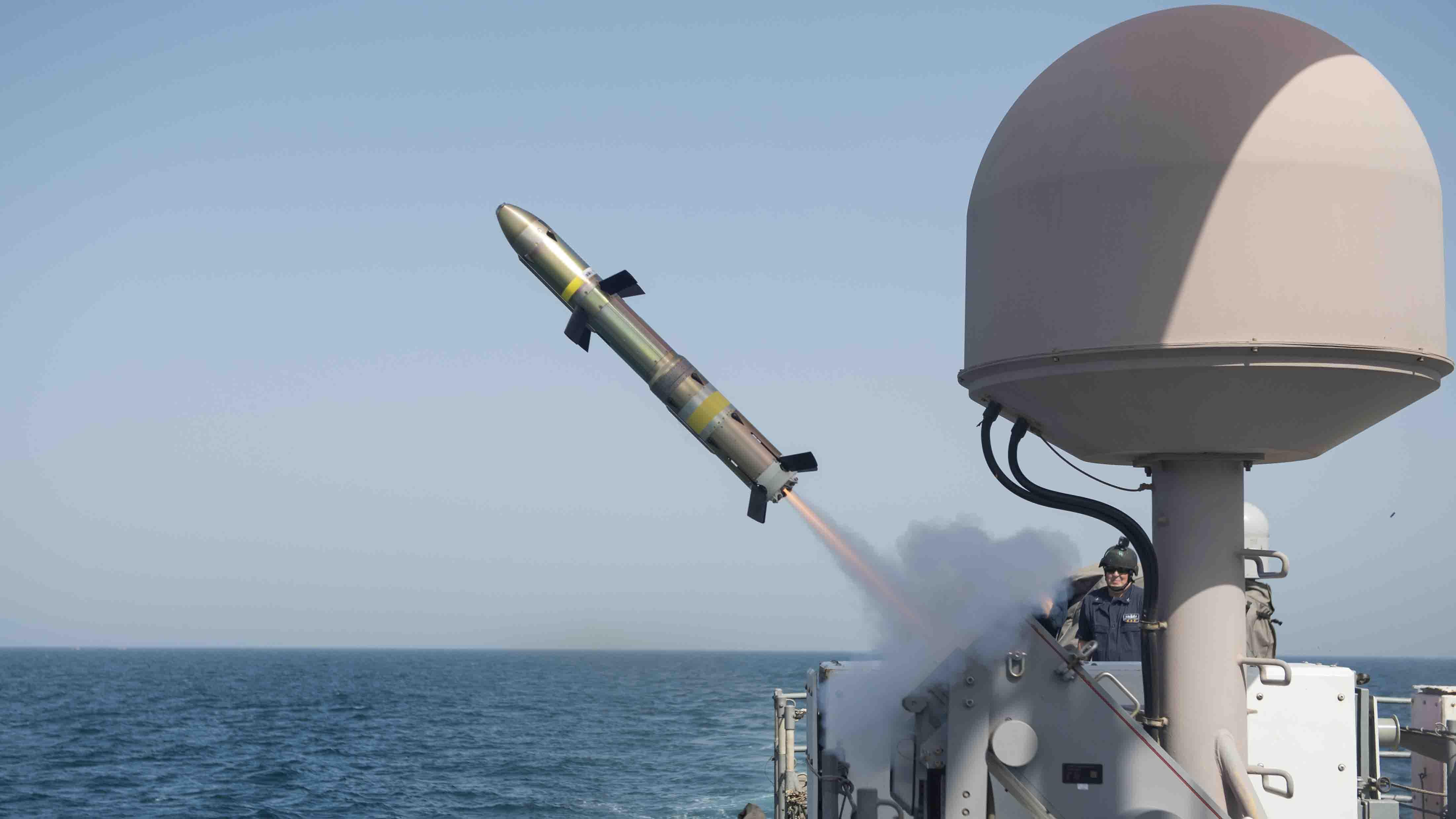 """El misil, denominado """"CM-401"""", tiene un alcance máximo de 290 kilómetros y es capaz dealcanzar velocidades de Mach 6"""