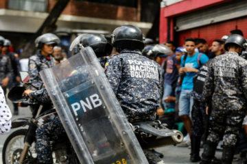 Asesinaron a un funcionario de la PNB en Caracas