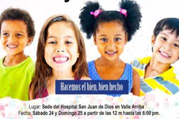 DOBLE LLAVE - El dinero obtenido se destinará a jornada neurocirujía de 30 niños de escasos recursos económicos