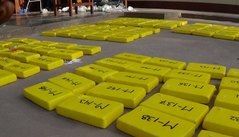 Localizaron pistas clandestinas para el tráfico de drogas en Guárico