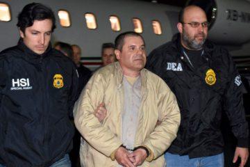 """Juicio del """"El Chapo"""" Guzmán arranca con acusaciones contra el presidente Peña Nieto"""
