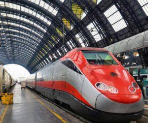 Un tren de alta velocidad conectará al aeropuerto de Roma con Venecia