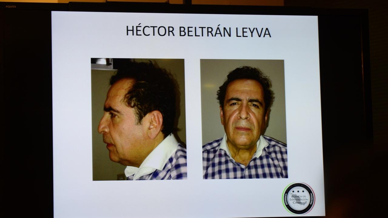 Murió narcotraficante Héctor Beltrán Leyva de un paro cardíaco