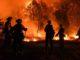 Más de 5 mil bomberos continúan combatiendo el incendio que dejó hecho cenizas el pueblo de Paradise