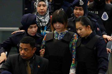 Doan Thi Huong y Siti Aisyahafrontan la pena capital en caso de ser halladas culpables de la muerte del hermano mayor de Kim Jong-u