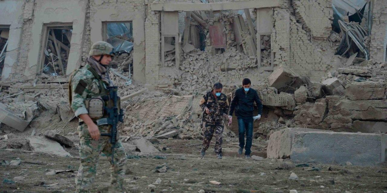 Mueren abatidos 38 miembros de las fuerzas de seguridad afganas