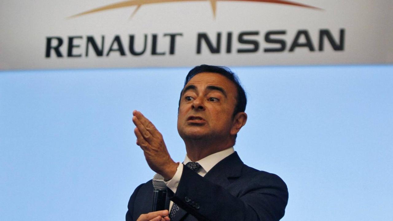 Detuvieron al presidente de Nissan y Renault por fraude fiscal