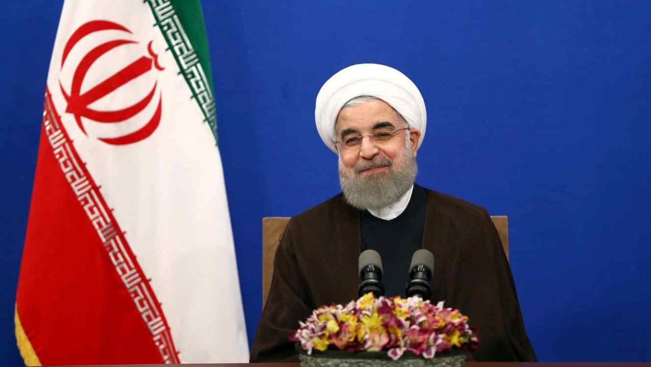 Rohani asegura que Irán neutralizará las nuevas sanciones de EE.UU.