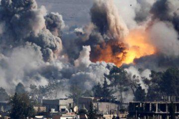 Recientemente Moscú afirmó que EE.UU. había reanudado los ataques aéreos intensivos en el área utilizando las municiones que son prohibidas