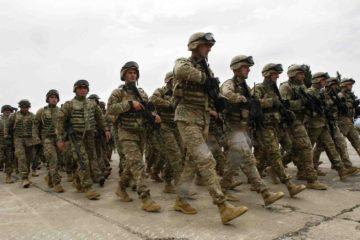 El despliegue de militares estadounidenses espera frenar la caravana de migrantes que desean ingresar a esa nación ilegalmente