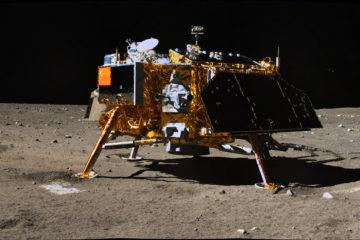 Sonda china Chang'e 4 entró en órbita lunar