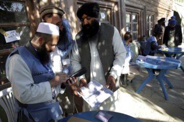La Comisión Electoral afgana pone en duda las elecciones presidenciales
