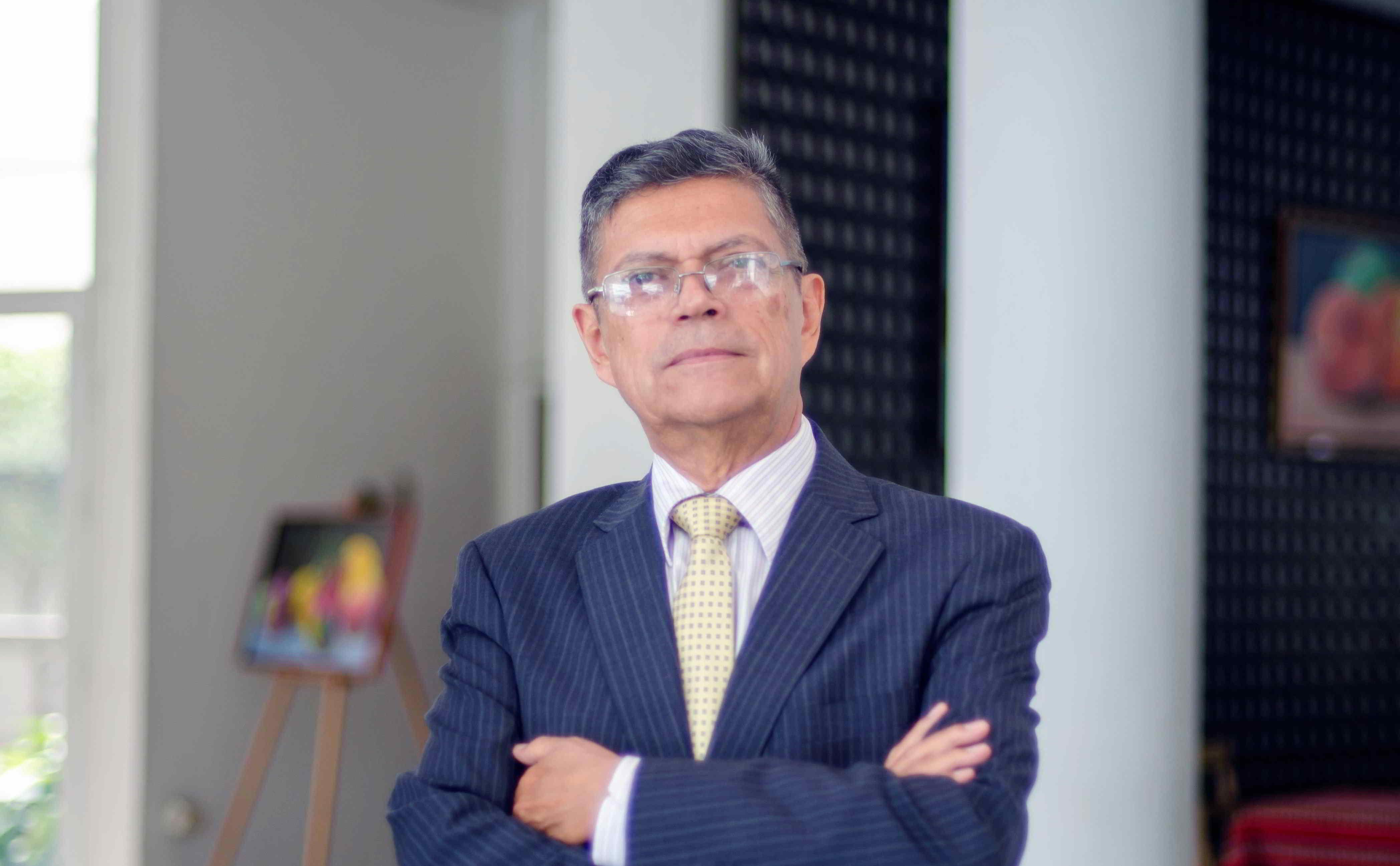 Villalón explica el fenómeno económico venezolano