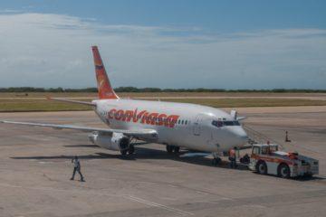Conviasa evalúa alianza con Air Europa para fortalecer mantenimiento de aviones