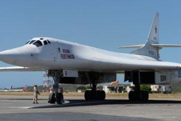 EE.UU. informó que las aeronaves se retirarán el 14 de diciembre según lo expresado por representantes de Rusia