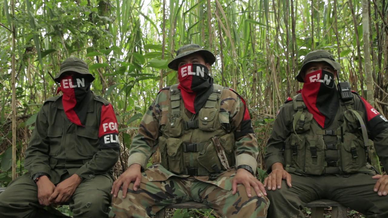 ELN libera a un ingeniero colombiano que tenía secuestrado desde enero